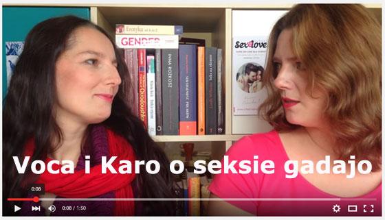 """""""Voca i Karo o seksie gadajo"""": Czy można żyć bez masturbacji?"""