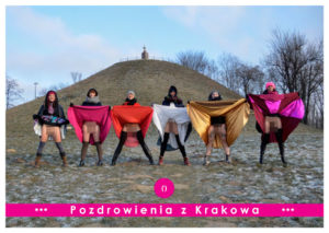 Odsłoń cipkę na Wawelu! O rytuale ana-suromai w praktyce