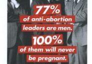 Jestem za PRAWEM do aborcji. Co to znaczy?