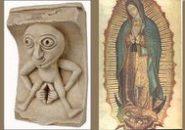 Bogini jako wagina