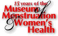 Minutka w muzeum... menstruacji!