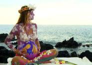 Kobieta w ciąży to naturalna szamanka