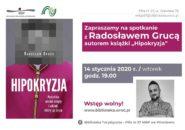 """Spotkanie z autorem książki """"Hipokryzja. Pedofilia wśród księży i układ, który ją kryje"""", Wrocław 14 stycznia"""