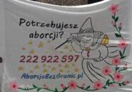 Siostro, czy pomożesz mi w aborcji? Polska dobra wróżka!