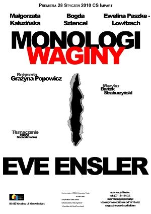Monologi waginy we Wrocławiu